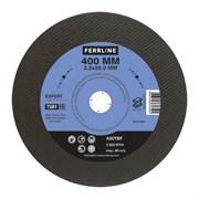Круг отрезной по металлу FerrLine Expert 400 х 3,2 х 32,0 мм A30TBF