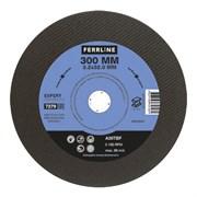{{photo.Alt || photo.Description || 'Круг отрезной по металлу FerrLine Expert 300 х 3,2 х 32,0 мм A30TBF'}}