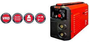 Инвертор сварочный Fubag IR200 V.R.D (холостой ход 80в!)