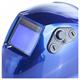 Сварочная маска с автоматическим светофильтром Tecmen ADF - 730S 5-13 TM15 Синяя - фото 24984