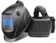 Сварочная маска с автоматическим светофильтром Tecmen ADF 815S TM16 черная с PAPR (внешн. кнопка зачистки) - фото 25872